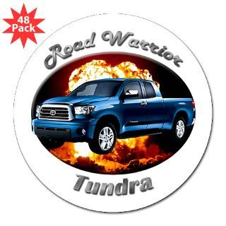 Toyota Tundra 3 Inch Lapel Sticker (48 pk) Sticker by hotcarshirts4