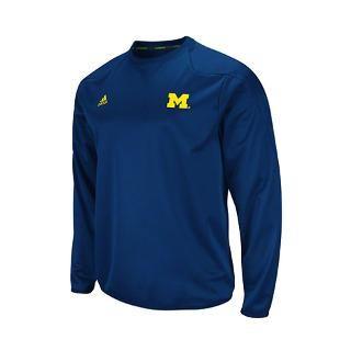 Michigan Wolverines adidas Navy 2011 Football Adiz for $64.99