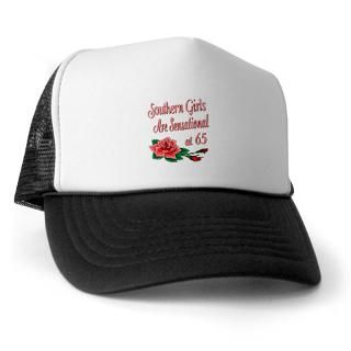 Girls Raised In The South Hat  Girls Raised In The South Trucker Hats