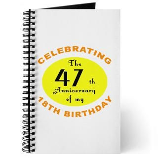 65Th Birthday Journals  Custom 65Th Birthday Journal Notebooks