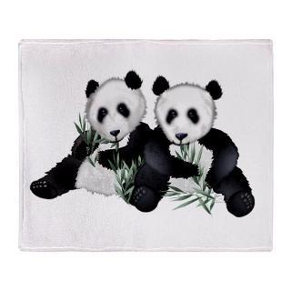 Panda Bear Stadium Blanket for $74.50