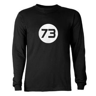 Sheldon Cooper 73 shirt T