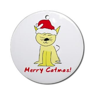 Christmas Cat T shirts & Gifts  Holiday T shirts Special Occasion