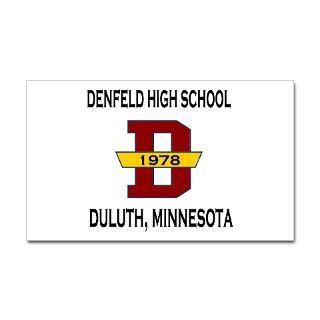 Denfeld High School Class of 78 Sticker