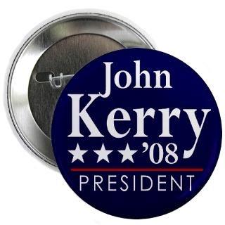 John Kerry for President in 2008  Democrats 4 President 2012 Bumper