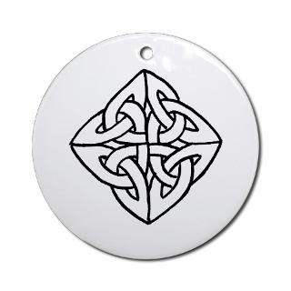 Celtic Symbols Christmas Ornaments  Unique Designs