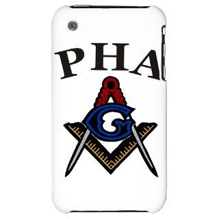 Prince Hall Mason S&C iPhone 3G Hard Case