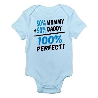 100 percent perfect baby boy Infant Bodysuit