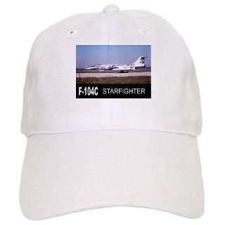 Gifts  Air Force Hats & Caps  F 104 STARFIGHTER Baseball Cap