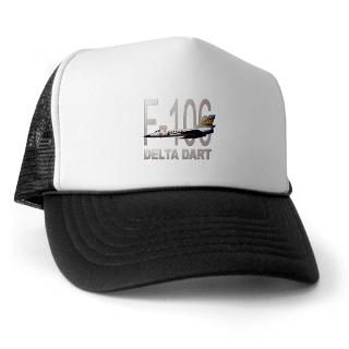 106 Delta Dart Trucker Hat