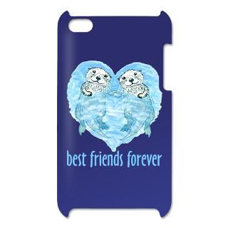 Art Gifts  Art iPod touch cases  best friends forever iPod Touch