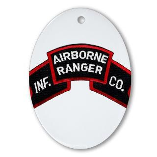 Army Ranger Christmas Ornaments  Unique Designs