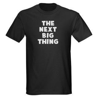 The Big Thing White T Shirt