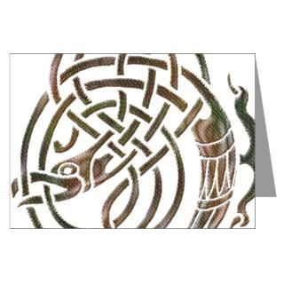 Greeting Cards (Pk of 10) : Celtic Elegance