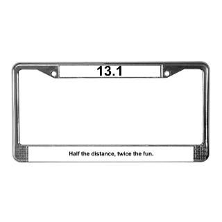 Racing License Plate Frame  Buy Racing Car License Plate Holders