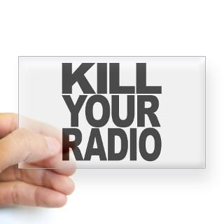 Xm Radio Stickers  Xm Radio Bumper Stickers –