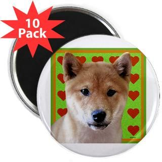 Holiday Rover  Shiba Inu Valentine Gifts and Cards