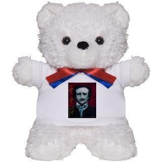 Edgar Allan Poe Teddy Bear  Buy a Edgar Allan Poe Teddy Bear Gift