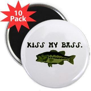 Kiss my Bass Womens Long Sleeve T Shirt
