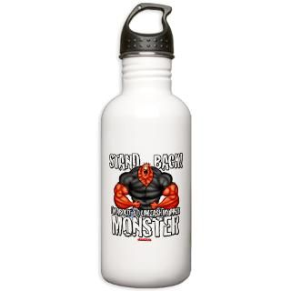 Musclehedz Water Bottles  Custom Musclehedz SIGGs