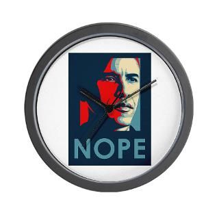 Obama Nope  Anti Obama Bumper Stickers & T shirts