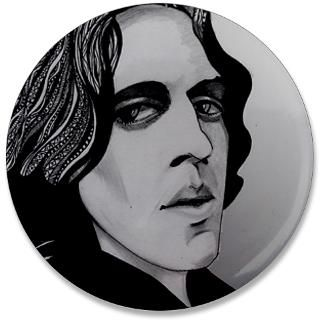 Oscar Wilde portrait only items  Idylls Press Gift Store