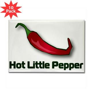 Hot Little Pepper  Chili Head Hot and spicy chili peppers