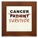 Cancer Jokes Framed Art Tiles  Buy Cancer Jokes Framed Tile