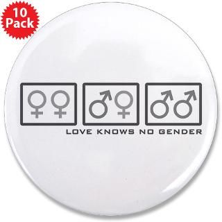 love knows no gender 3 5 button 100 pack $ 169 99