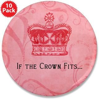 If the Crown Fits. Three Little Kittens Designs