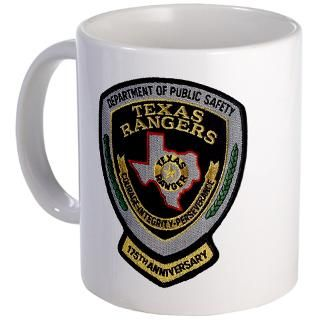 Walker Texas Ranger Mug by LeonCrackston