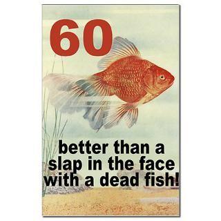 Funny 60th Birthday Gifts, Fish Theme  MEGA CELEBRATIONS