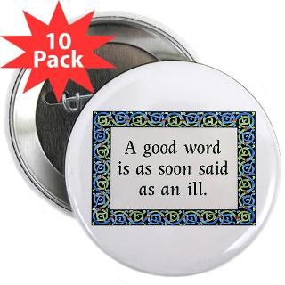 proverb 3 5 button 100 pack $ 169 99 scottish proverb button $ 3 73