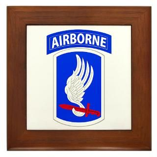 173Rd Airborne Framed Art Tiles  Buy 173Rd Airborne Framed Tile