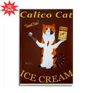 Calico Cat Ice Cream  kenbailey Online Shop