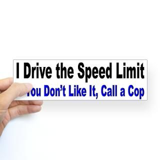Safe Driving Stickers  Car Bumper Stickers, Decals