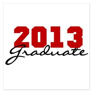 Class 2013 Invitations  High School College Graduation Class 2013