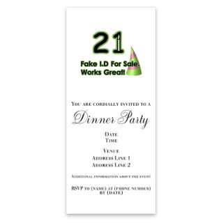 Funny 21St Birthday Invitations  Funny 21St Birthday Invitation