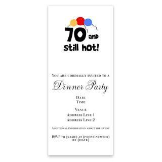 70 Year Old Birthday Invitations Invitation