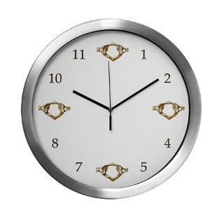 Atlas/Upper Cervical Chiropractic Modern Clock