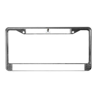 Zombies License Plate Frame  Buy Zombies Car License Plate Holders