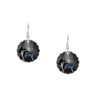 Black And White Gifts  Black And White Jewelry  Simplicity Earring