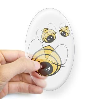 Bumble Bee Stickers  Car Bumper Stickers, Decals