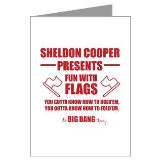 Sheldon Cooper Greeting Cards  Buy Sheldon Cooper Cards
