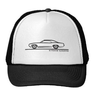 71 Ford Torino Coupe Mesh Hats