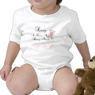 Love My Sissy Baby Bodysuit