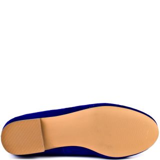 Steve Maddens Blue Croquet   Blue Suede for 74.99