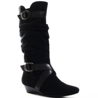 Boot   Black, Carlos by Carlos Santana, $83.29