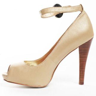 Denay Heel   Gold, BCBGirls, $89.99,