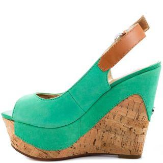 Green Dagmar   Med Green Leather for 114.99
